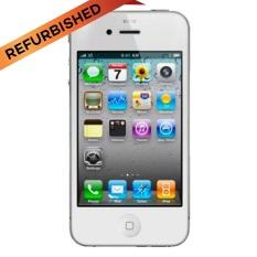 Refurbished Apple Iphone 4 32Gb White Grade A Terbaru
