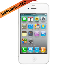 Harga Refurbished Apple Iphone 4G 16Gb Putih Grade A Paling Murah