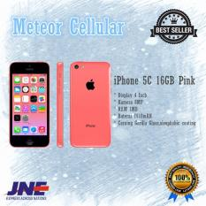 Review Apple Iphone 5C 16Gb Pink Garansi 1 Tahun Apple