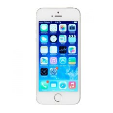 Harga Refurbished Apple Iphone 5S 16Gb Silver Grade A Di Yogyakarta