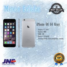 Apple Iphone 6 - 64GB - Space Grey - Garansi 1 Tahun Original