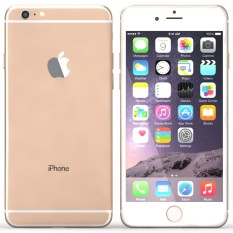Apple iPhone 6 Plus - 64 GB - Gold - Free Tempred Glass