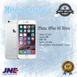 Jual Beli Apple Iphone 6 Plus 64Gb Silver Garansi 1 Tahun Original Dki Jakarta