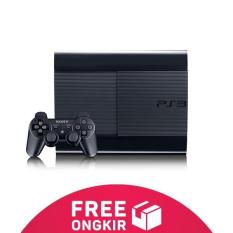 Review Refurbished Sony Ps3 Super Slim Sony Hdd 160Gb Full Games Sony