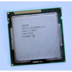 Intel Celeron G550 Desktop Processor (2.60Ghz, 3MB LGA1155 Socket) - intl