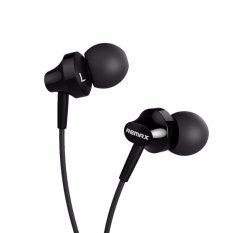 Promo Remax Dasar Driven Rm 501 3 5Mm High Performance In Ear Stereo Headset Dengan Mikrofon Dan Super Bass Isolasi Kebisingan Kabel Bebas Kusut Untuk Smartphone Intl