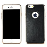 Jual Remax Beck Series Leather Case For Iphone 7 Plus Black Murah Di Dki Jakarta