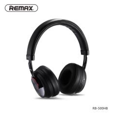 Remax Bluetooth Headphone RB-500HB Series BLACK