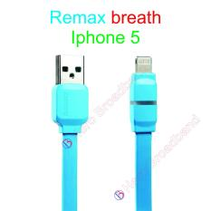 Remax Cable breathe series for Iphone 5
