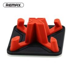 Promo Remax Car Phone Holder Soft Silicone Anti Slip Mat Holder Berdiri Untuk Smart Mobile Phone Intl Tiongkok