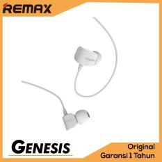 Cuci Gudang Remax Earphone Headset Crazy Robot Rm 502 In Earbud Low Frequency Clear Sound With Microphone White