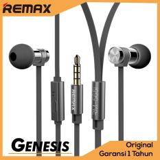 Review Remax Earphone Headset Rm 565I Premium Sound For Iphone And Android With Microphone Black Remax