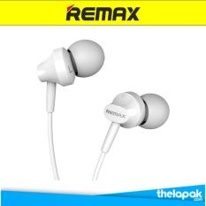 Remax Earphone Headset RM501 for Iphone + Android - Putih