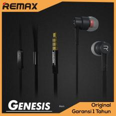Harga Remax Earphone Rm 535 In Ear Strong Bass For Iphone And Android With Microphone Murah