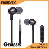 Cara Beli Remax Earphone Rm 610D In Ear Headset Premium Sound For Iphone And Android With Microphone