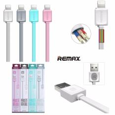 Remax Fast Charging Kabel Data iPhone 5/6/7 Apple Lightning Cable