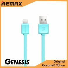 Remax Kabel Data Remax Iphone Fast Data Flat Cable For Iphone Lightinng Cable USB Compatible For iphone 5 6 7 1M RC-008m