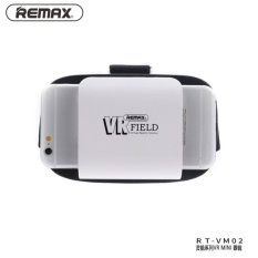 Harga Remax Field Series 3D Vr Box Virtual Reality Glasses Rt Vm02 White Remax Asli