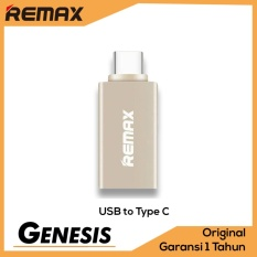 Remax Glance OTG Adaptor - Adapter USB 3.0 To Type C Silver