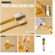 Ulasan Mengenai Remax Kingkong Gold Edition Micro Usb Fast Charge And Data Cable 100 Original