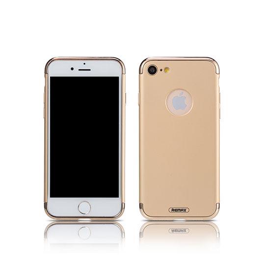 Remax Lock Series Case for iPhone 7 Plus - Golden