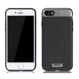 Cara Beli Remax Mins Series Hard Case For Iphone 7 Plus Black