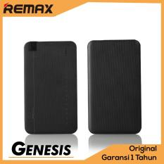 Remax Picoo Power Bank Slim, Texture Design With 2 in 1 Cable 5000Mah Real Capacity