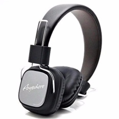 Remax Profesional Monitoring Headphone with Microphone RM-100H s3240 - Black