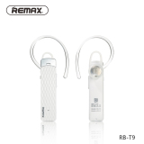 Spesifikasi Remax Rb T9 Hd Voice Bluetooth Headset Earphone Handsfree Putih Beserta Harganya