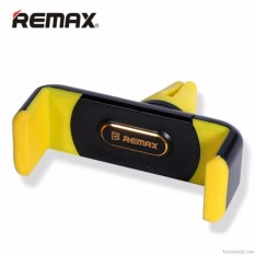Remax RM-C01 Car Air Vent Smartphone Holder - Kuning