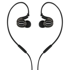 Jual Remax Sport Earphone Rm S1 Pro Black Online