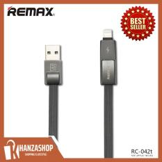 Remax Strive High Speed 2 In 1 Micro Usb / Lightning Cable For Smartphone And Iphone 5/6 - RC-042T