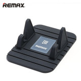 Review Remax Universal Soft Silicone Car Holder Anti Slip Mat Holder Desktop Stand Bracket For Smartphone And Gps Hitam Remax