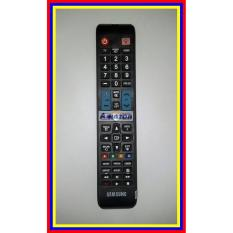 Remot Remote Tv Lcd Led Samsung Smart Kw
