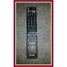 Remot Remote Tv Lcd Led Sharp 3D 3Dimensi Kw