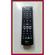 Remot Remote Tv Lg Lcd Led Plasma Akb75095334