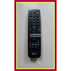 Remot Remote Tv Lg Lcd Led Plasma Oval
