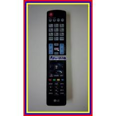 Remot Remote Tv Lg Lcd Led Plasma Smart 3D Akb74455403 Ori Original