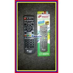 Remot Remote Tv Panasonic Lcd Led Multi Universal Newsat