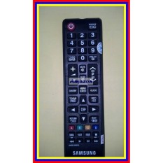 Remot Remote Tv Samsung Lcd Led Plasma Smart Tv Aa59 00602A Kw