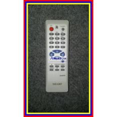 Remot Remote Tv Sharp Tabung Ga368Sa Kw