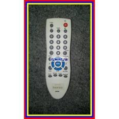 Remot Remote Tv Tabung Flat Slim Sanyo Jxpsg Kw