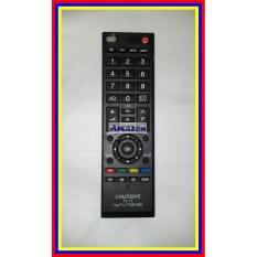 Remot Remote Tv Toshiba Lcd Led Tabung Multi Universal Serba Guna