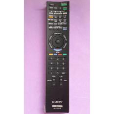 remot tv lcd/led sony untuk semua tipe sony-hitam