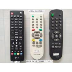 Remot TV LG LED Dan LCD Yang Kode Nya 71043