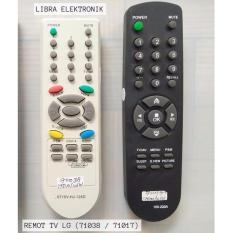 Remot TV LG Umum Sgala Jenis LG