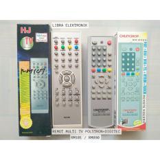 Remot TV Multi Bisa Untuk Polytron Dan Digitec
