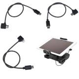 Diskon Remote Control Data Kabel Usb Transmitter Terhubung Ke Telepon Tablet Untuk Dji Spark Intl