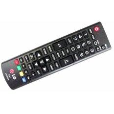 Harga Remote Control Led Lcd Lg Original Hitam Termahal