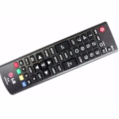 Remote Control Led Lcd LG original -hitam